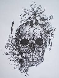 Feminine Sugar Skull Google Search Art Sugar Skull Tattoos