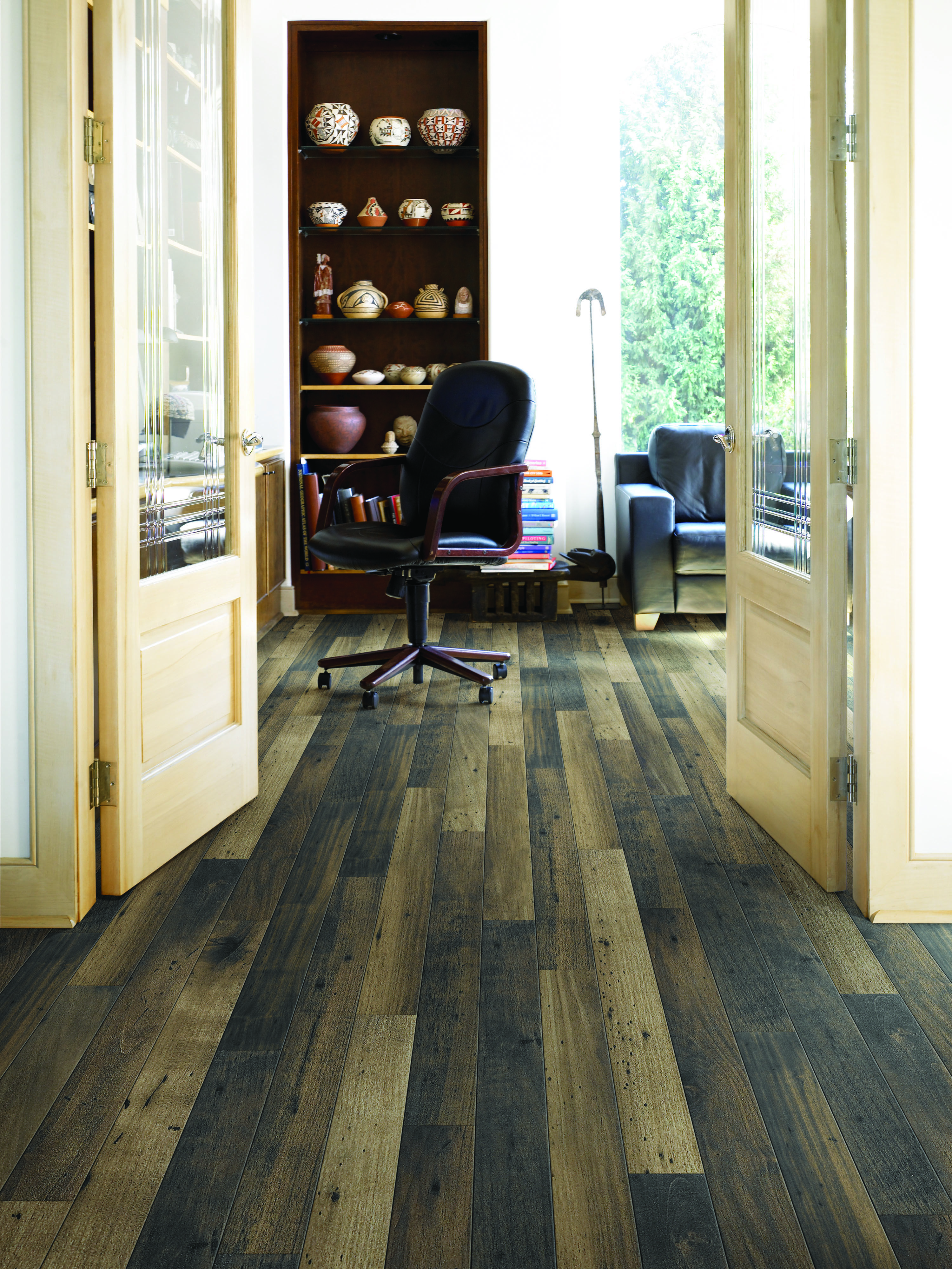 Great style and variance in flooring tone http www for Baldwin laminate flooring