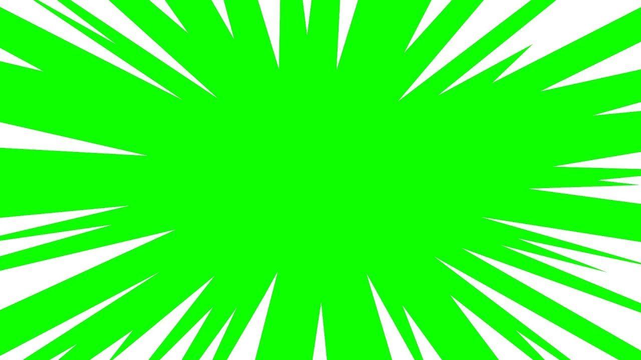 Efeitos Chroma Key Anime Zoom Green Screen Speed Lines Chroma Key P Em 2020 Logotipo Do Youtube Chroma Key Verde Chroma Key