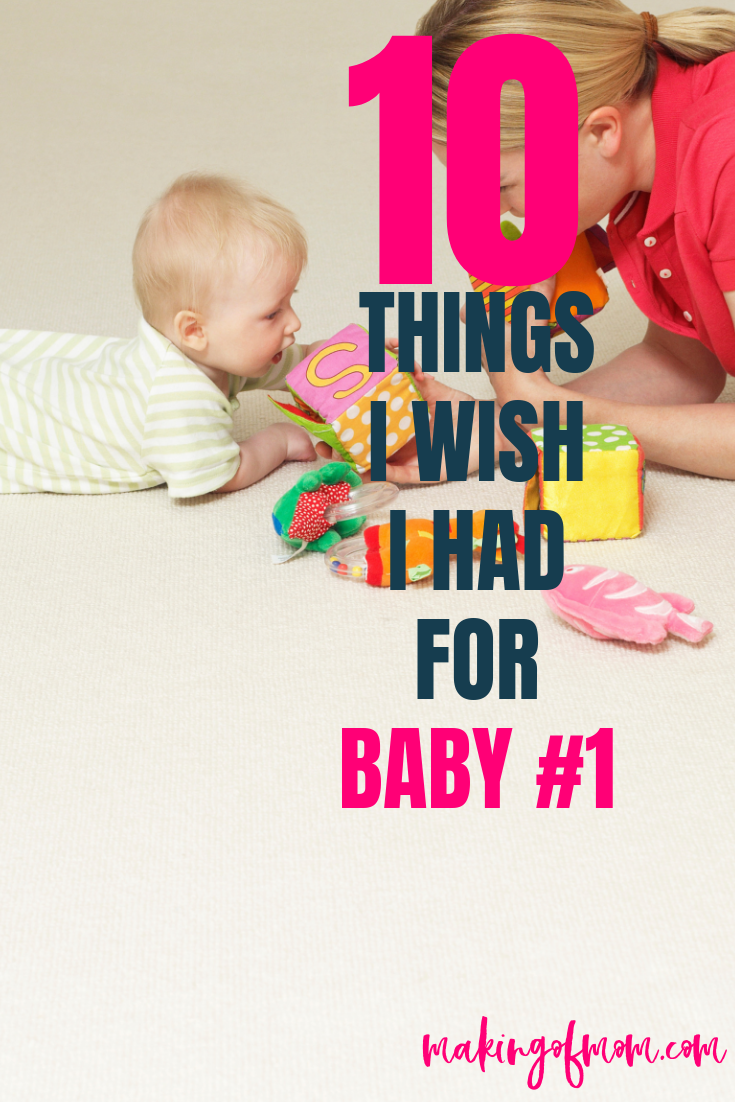 10 Things I Regret NOT Buying for My Baby | Planning for ...