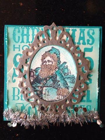 Canadian Nickel Scrap'n: Blue Christmas