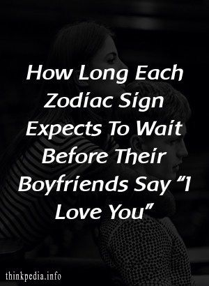 How Long Each Zodiac Sign Expects To Wait Before Their
