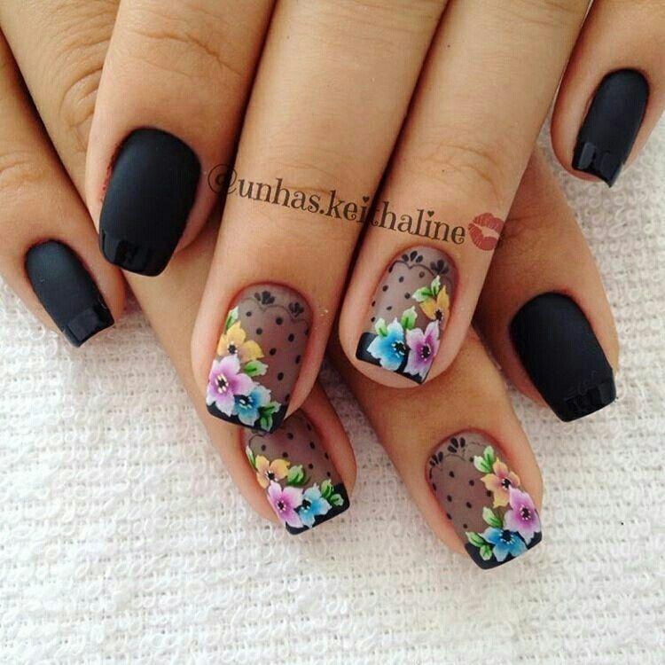 Pin de Suman Zulfiqar en Beautiful nail art | Pinterest | Diseños de ...