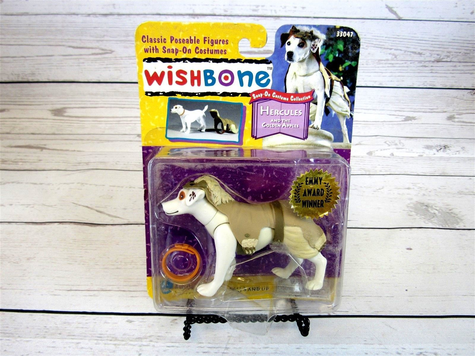 Wishbone The Little Dog with a Big Imagination! by