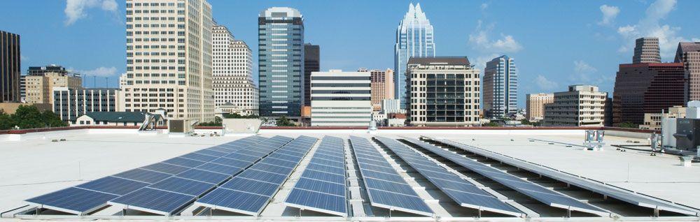 SolarPro Magazine Flat roof, Roof, Skyscraper