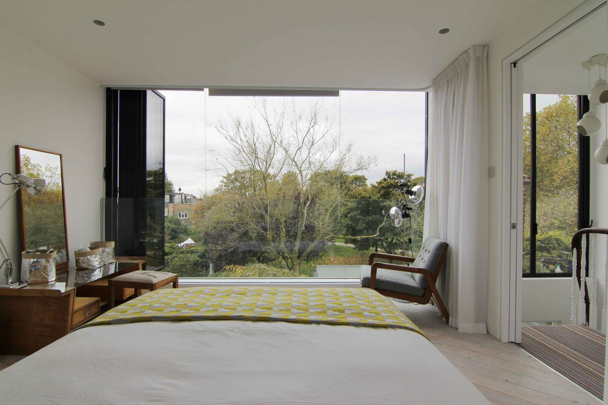 Loft bedroom with ensuite  Gallery of Shepherdus Bush Extension u Loft Conversion   Studio