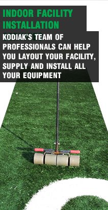 Kodiak Sports- Sports Facility Supply and Manufacturing - Batting