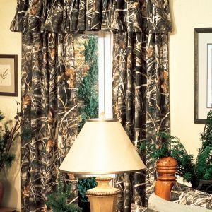 Bedroom Curtains Camo Curtains Curtains Rod Pocket Drapes