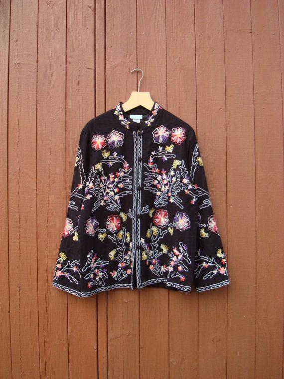Plus Size Vintage Jackets