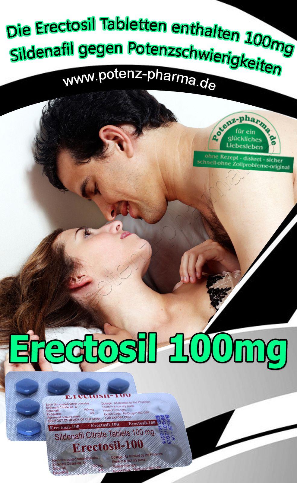 tabletten bei erektionsstörungen