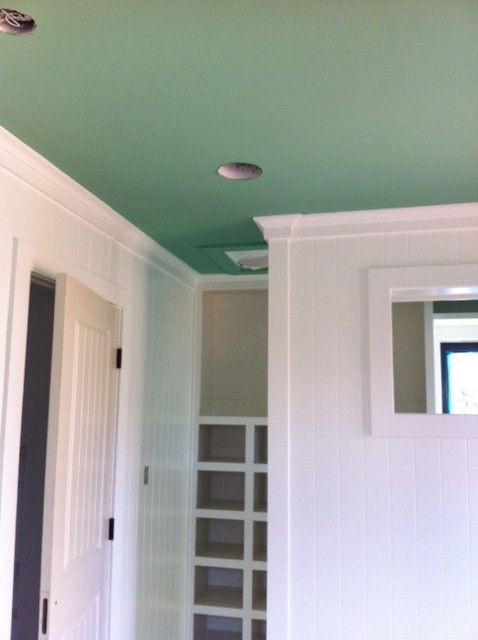 Farmhouse Sunroom Paint Colors