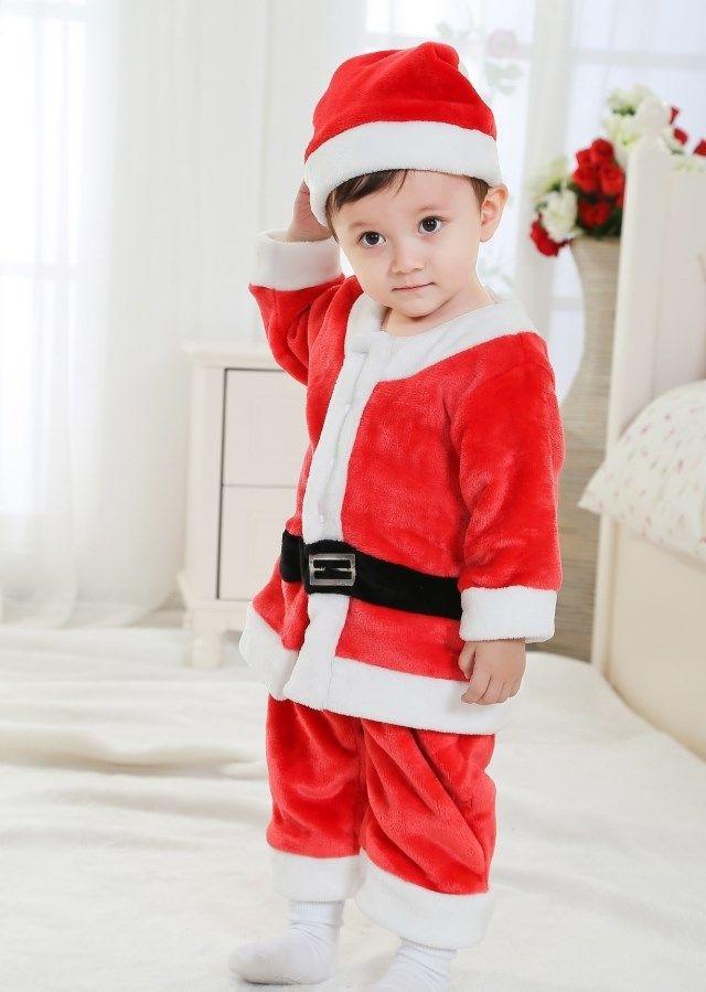 Traje de navidad para ni os vestuarios navide os - Trajes de navidad para bebes ...