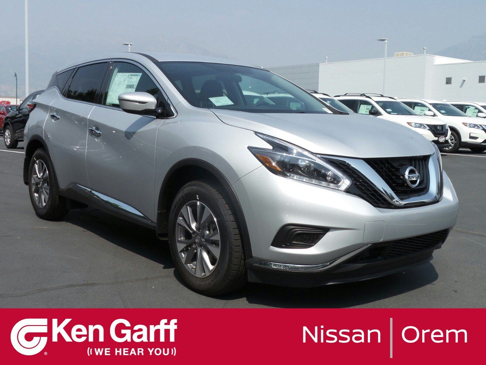 Full 2018 Nissan Murano Check more at http//www