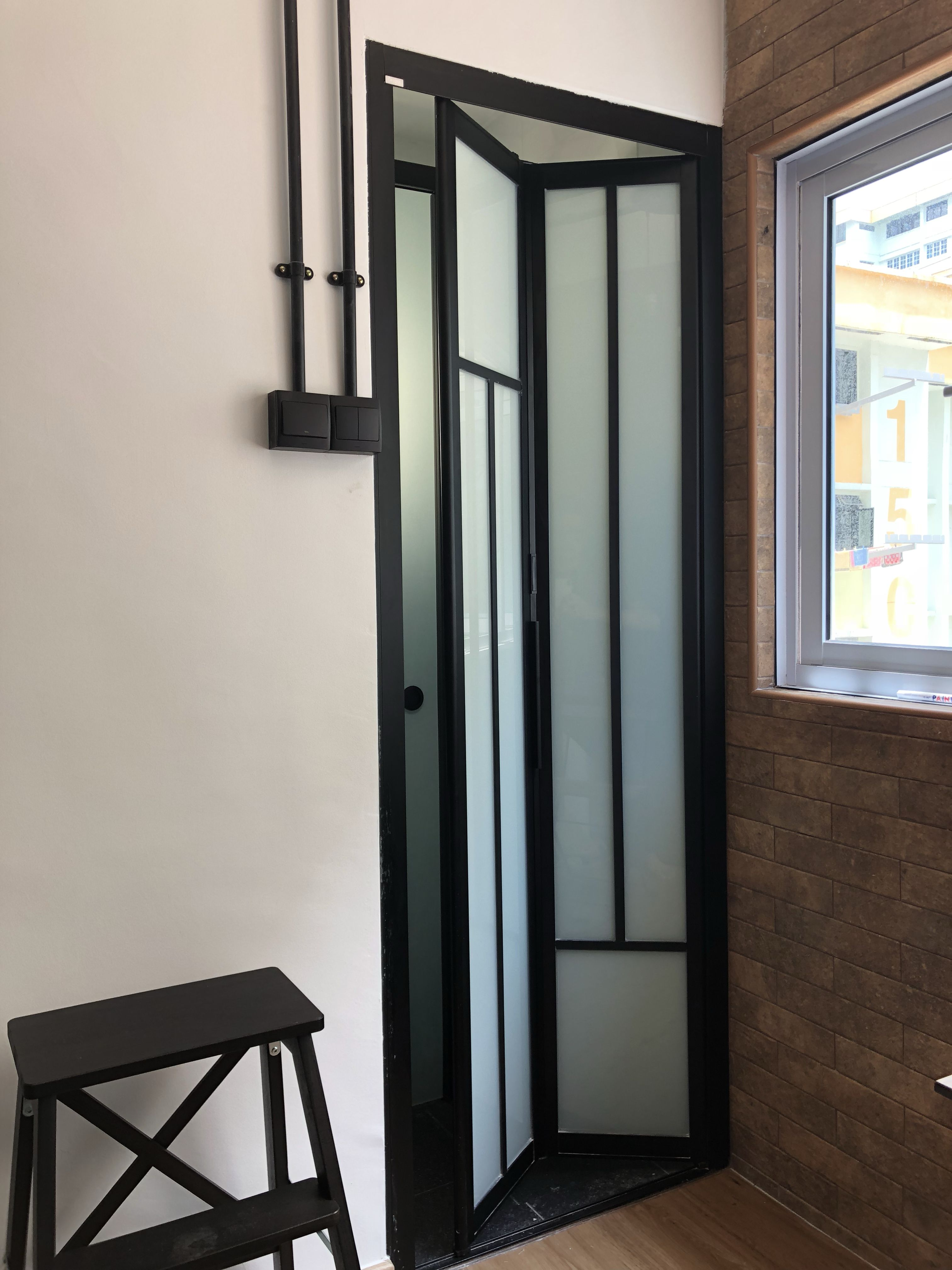Ezi Doors Are The Ideal Solution If Space Is At A Premium In Your