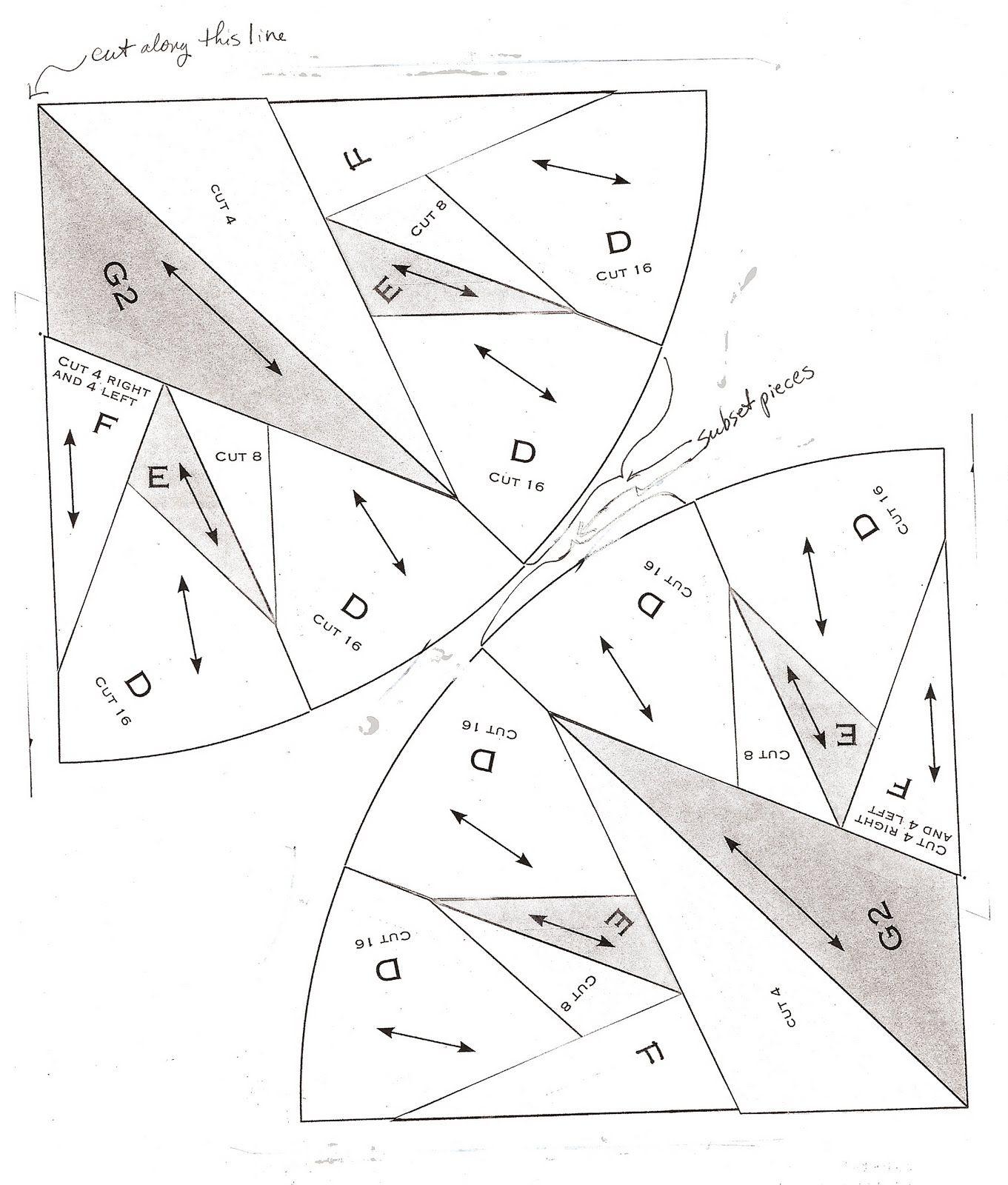 mariners compass quilt patterns | Mariner's Compass | Quilts ... : nautical star quilt pattern - Adamdwight.com