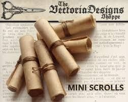 Image result for parchment scrolls