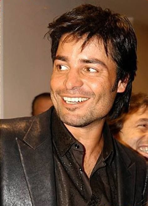 Mi Morocho Hermoso Chayanne Cantantes Y Actrices