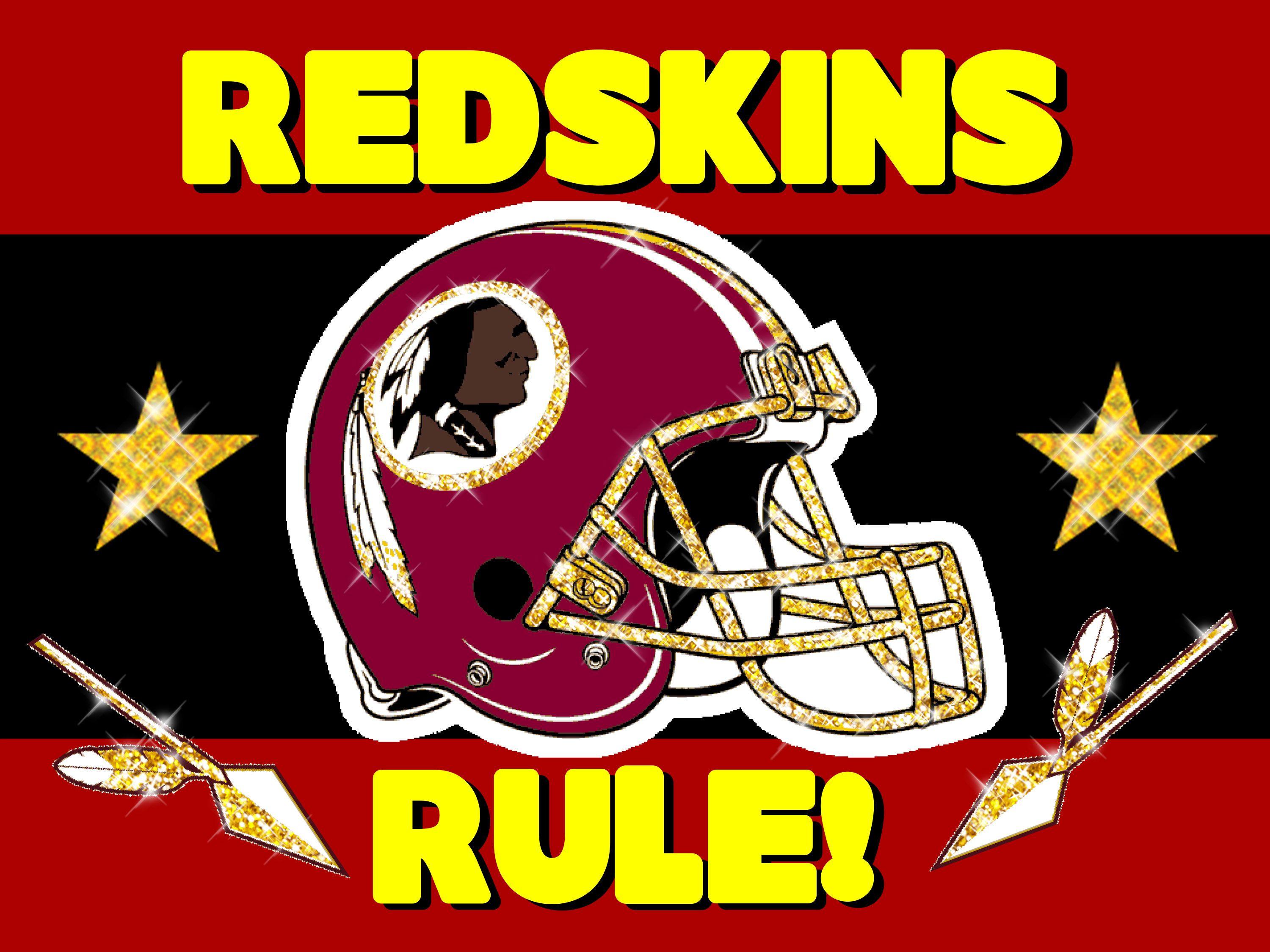 Washington Redskins Poster Idea Redskins, Redskins logo