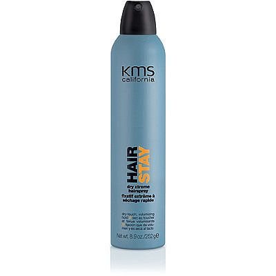 KMS California Dry Xtreme Hairspray REVIEW