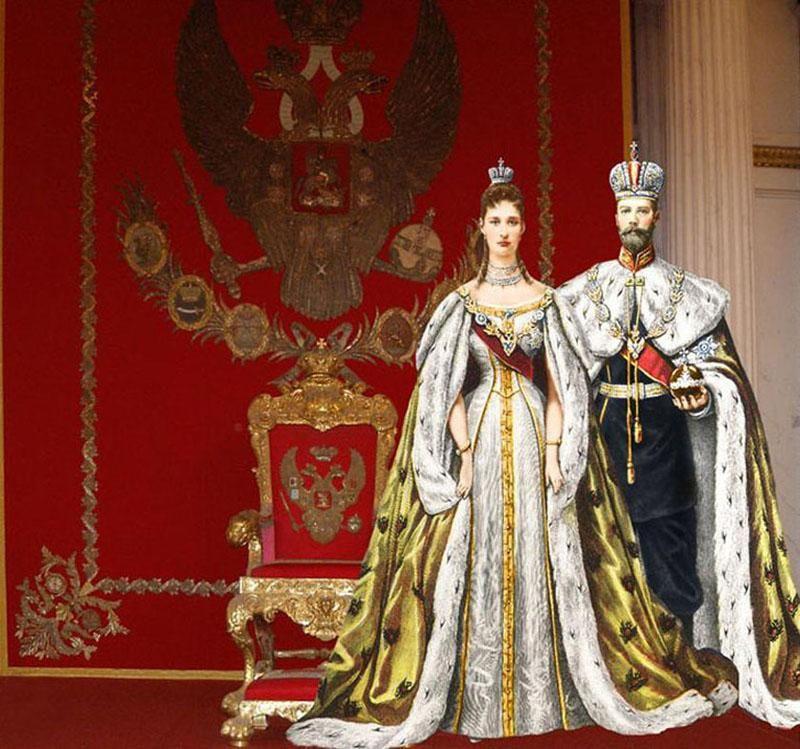 любви фото русских императоров и императриц поздравить коллегу