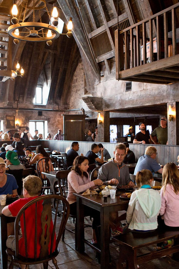 Three Broomsticks Restaurant At The Wizarding World Of Harry Potter Universal Studios Hollywood Photo Beth Coller For New York Times