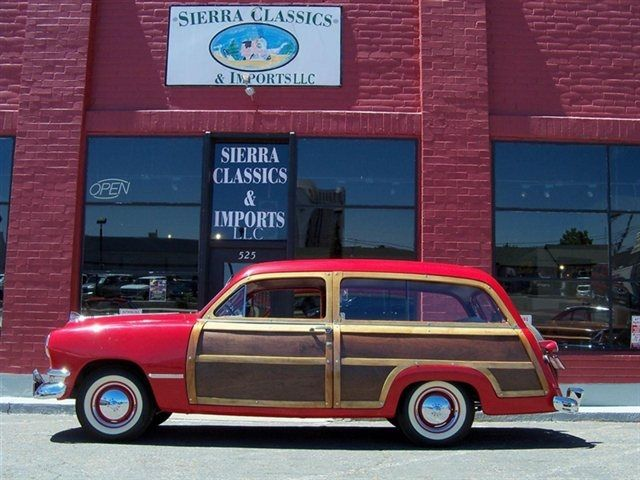 1950 Ford Wagon - Image 1 of 42