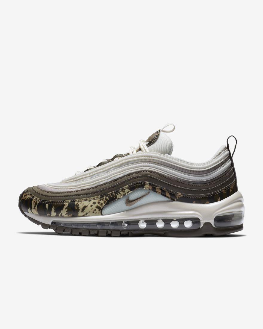 check out eea5a 8b530 Nike Air Max 97 Premium Animal Women s Shoe