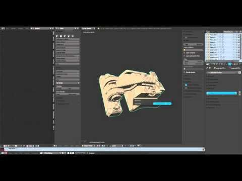 Quick UV Map Script - YouTube
