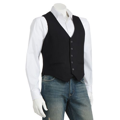 Apt. 9® Herringbone Vest - Men | Clothes | Pinterest | Herringbone ...