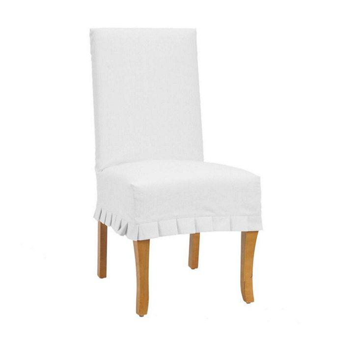 Couture Chair - Ballard Essential Pleated Slipcover ...