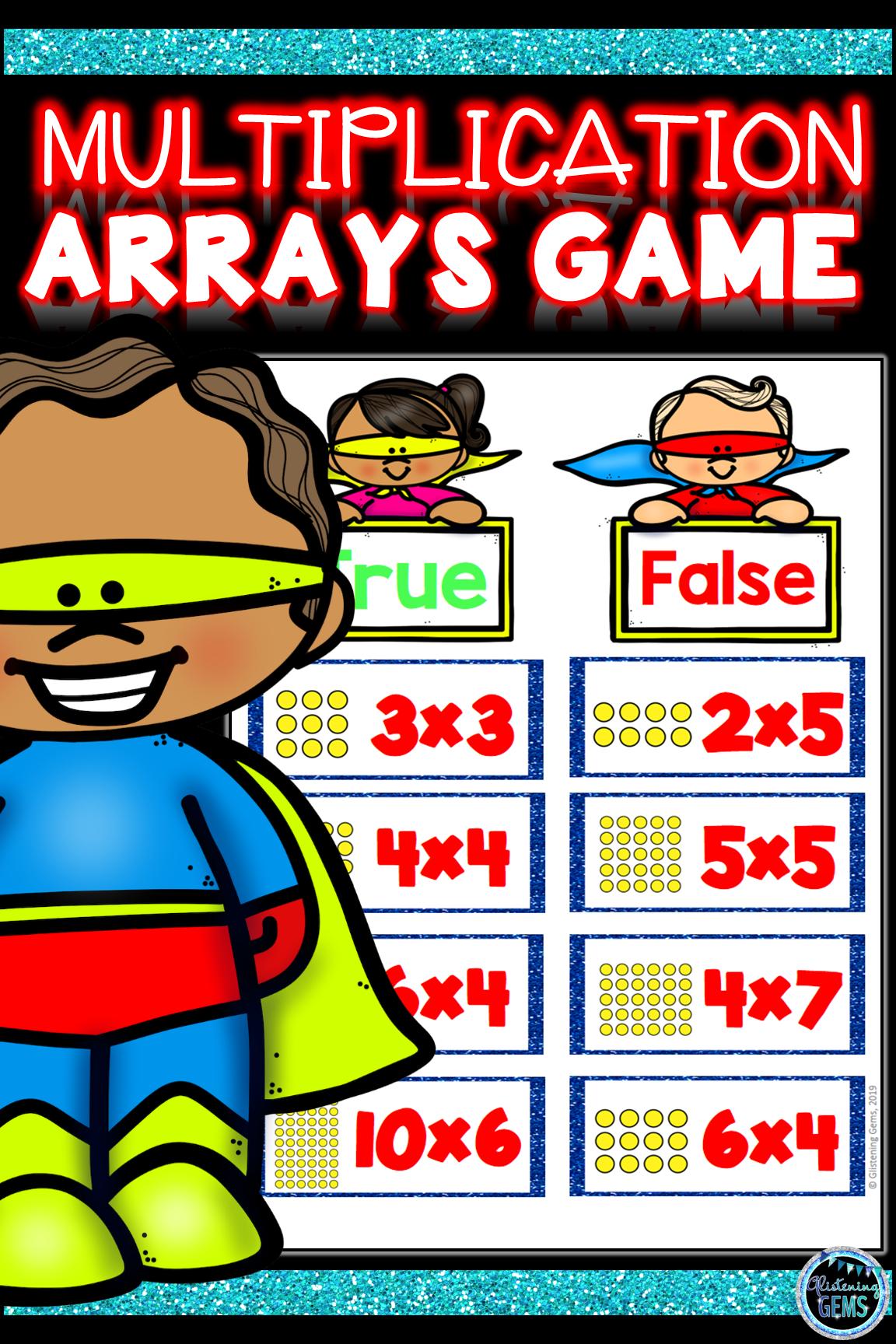 Arrays Game