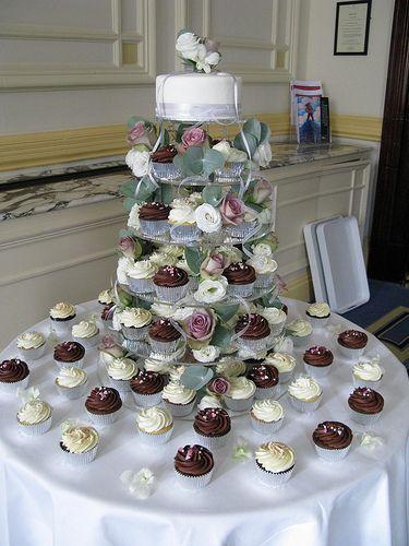 Victorian Wedding CAKES | Bittersweet Bakers: Autumnal Victorian Wedding Cake