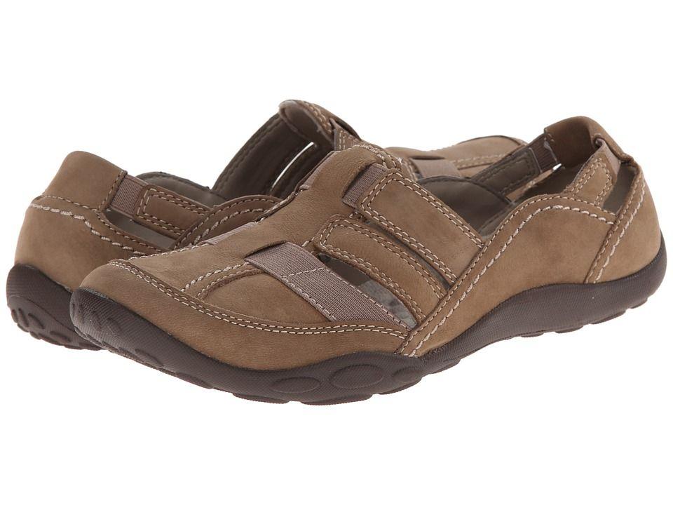 8ff40682a72 CLARKS CLARKS - HALEY STORK (MUSHROOM NUBUCK) WOMEN S SHOES.  clarks  shoes