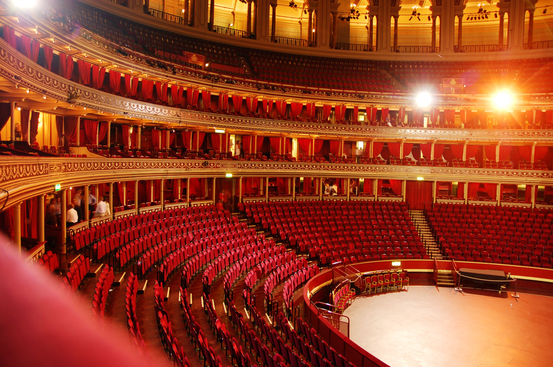 Royal Albert Hall London England By Francis Fowke Londres Cultura