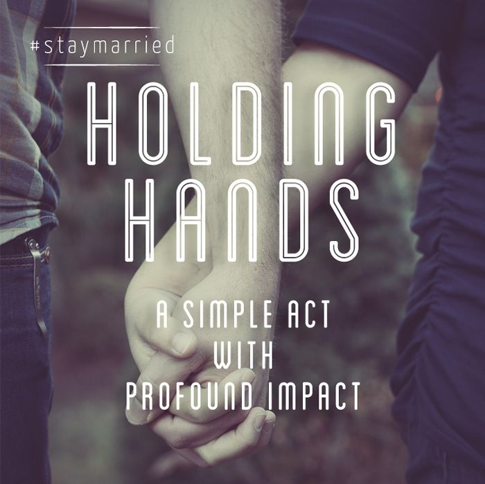 A Short Piece On The Importance And Impact Of Holding Hands Idea