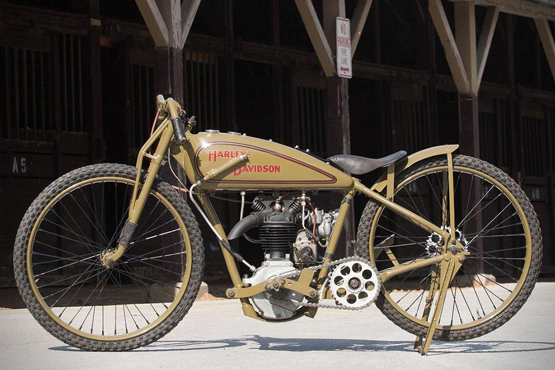 Auction Block: 1929 Harley-Davidson Peashooter