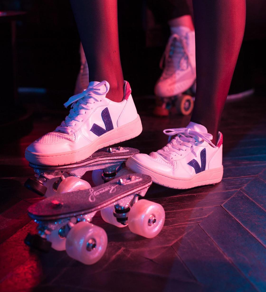 roller skates. Flaneurz