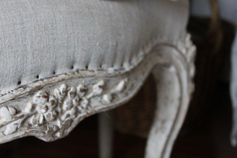 Louis chair detail <3
