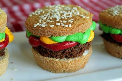 Cupcakes impresionantes, ideales para una fiesta infantil!