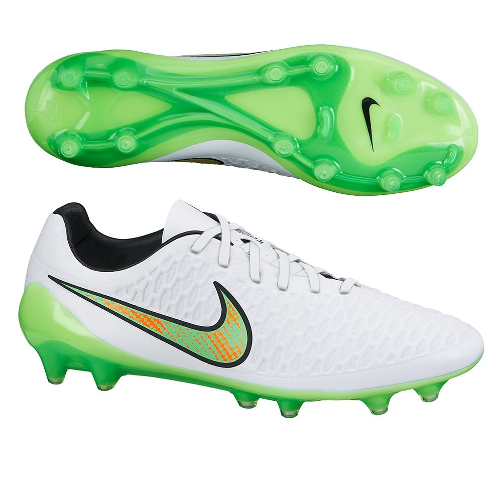 lindo baratas valor fabuloso estilo moderno Nike Magista Opus FG Soccer Cleats (White/Black/Total Orange/Poison Green).  Get your new pair of soccer boots … | Mens football boots, Football boots,  Soccer cleats