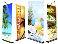 Vinyl Banner Stands Can Be Truly Longlasting They Are Sturdy - Vinyl banners stands