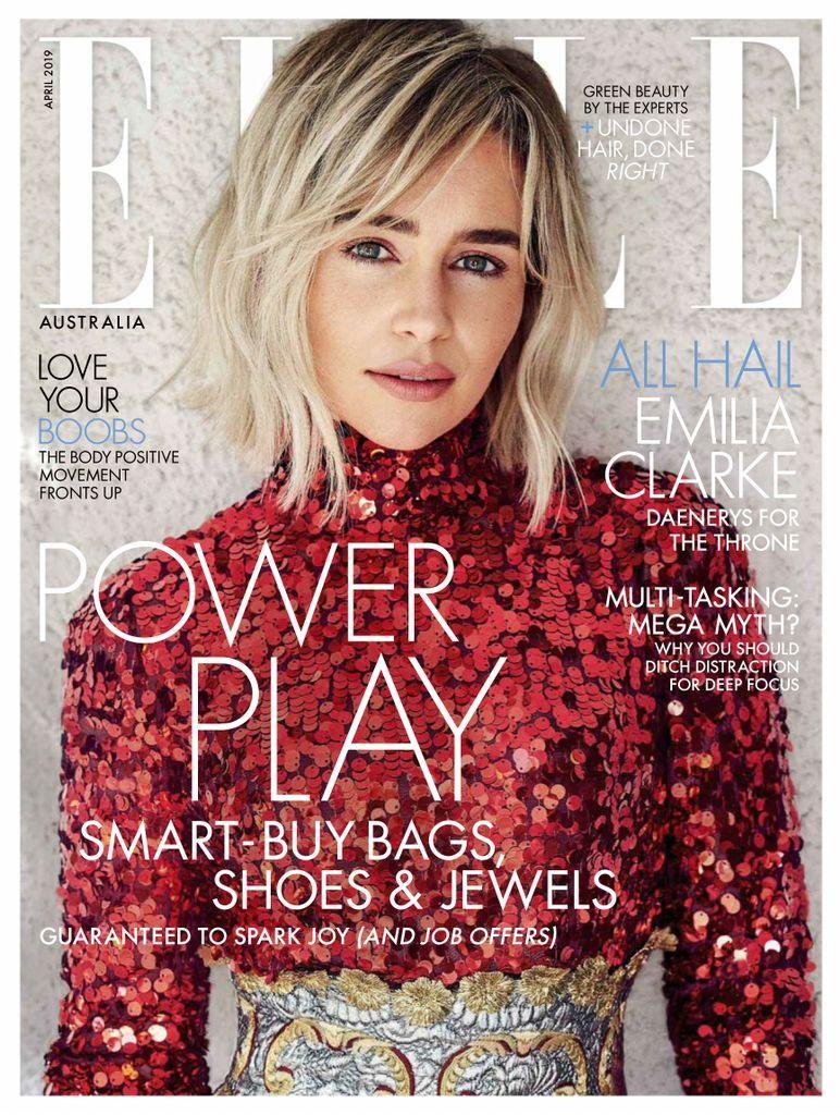 ELLE Australia Back Issue April 2019 (Digital)