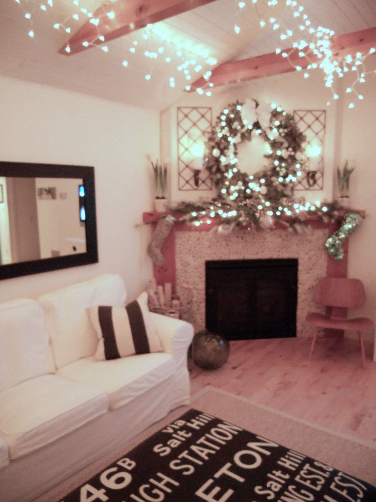 Living Room Christmas House Decorations Inside.Pin By Charity Zollman On Holiday Creativity Christmas