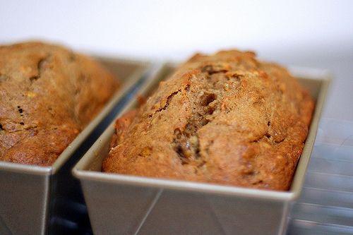 Banana Bread, Smitten Kitchen-style | Food + Drink | Pinterest ...