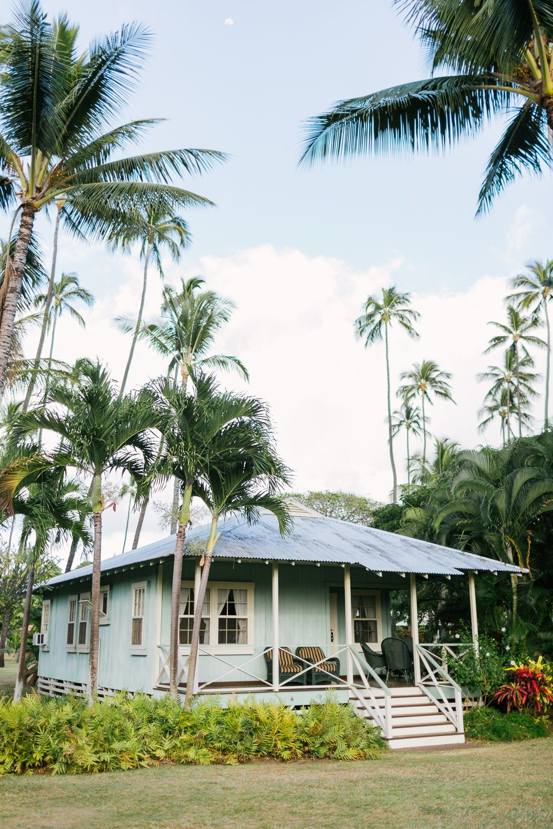 Waimea Plantation Cottages on Kauai, Hawaii in 2019