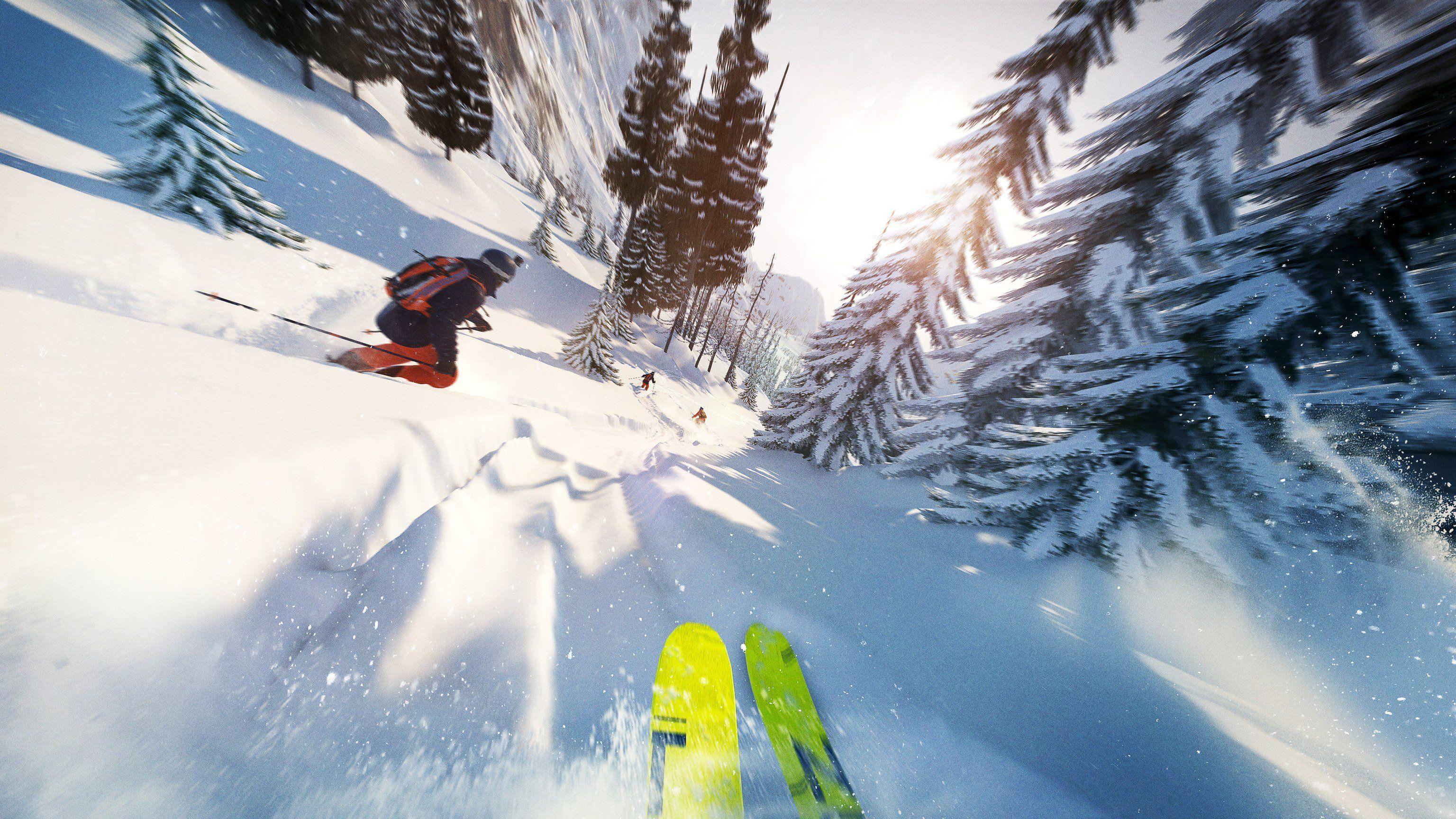 STEEP (PC, PS4, Xbox One) - Esquí, Snowboard #Steep #Esqui #SteepGame #Snowboard #Sports #SportsGame #Ubisoft #Deportes