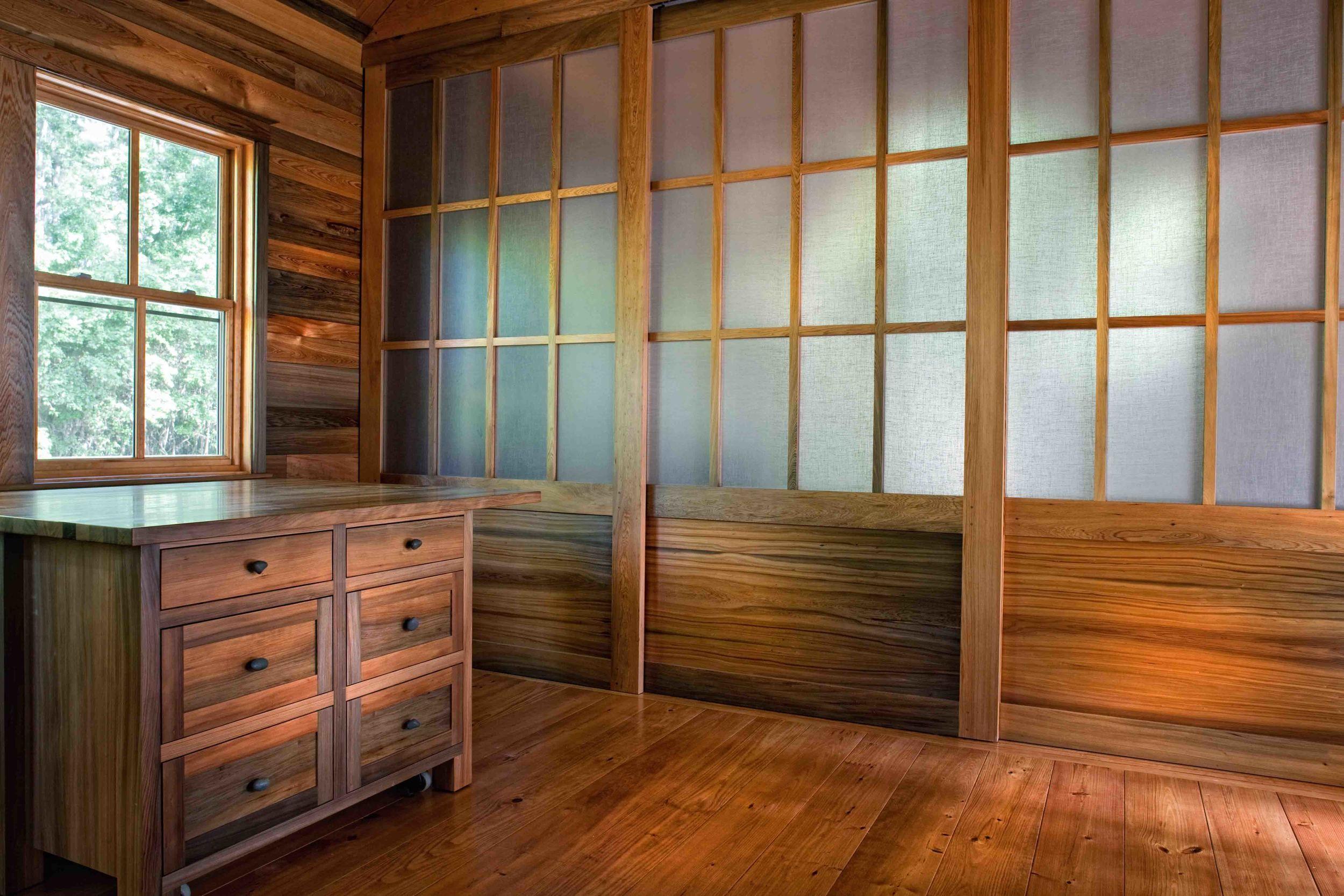 Shoji Screen Doors