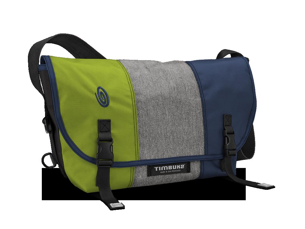 825cd7895dbd Timbuk2 Custom Classic Messenger Bag - Herringbone