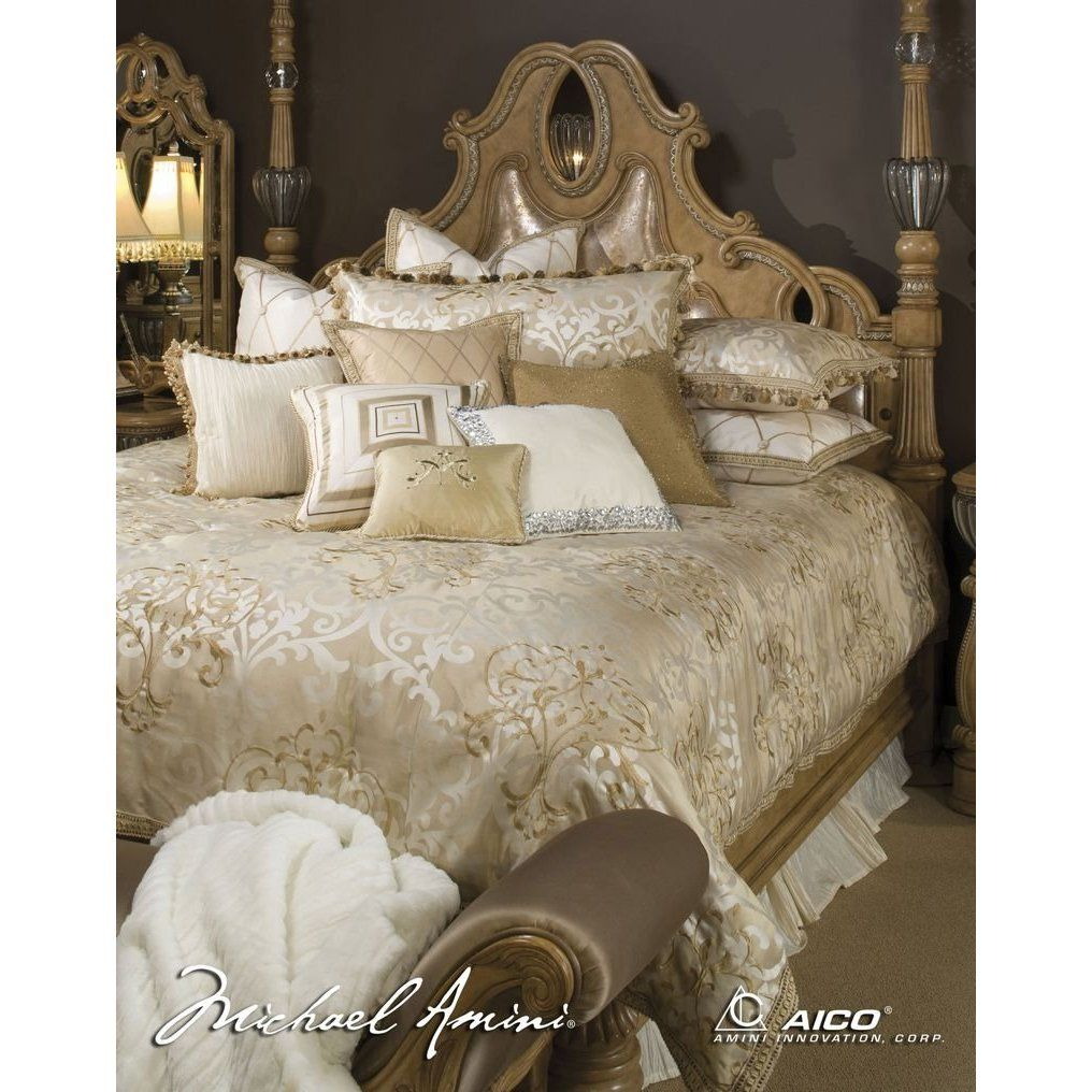 My Kind Of Bed Lol Love This Luxury Bedding