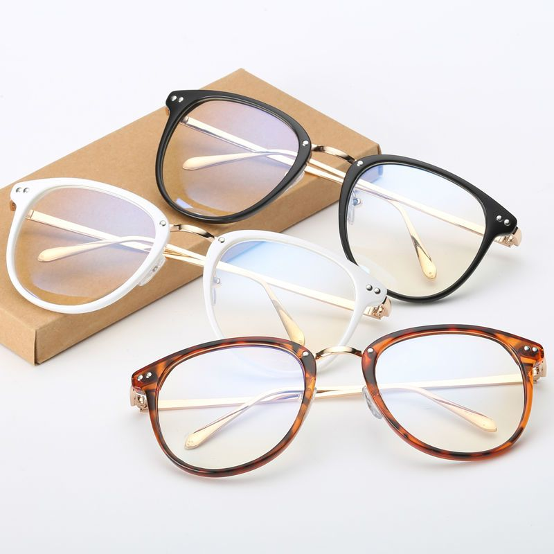 fe291c95644 Children Accessories Kids Eyewear Cute Cartoon Pattern Print Fake Acetate  Clear Kids Glasses Frame 2014 fake glasses frames